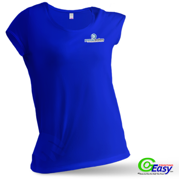 Premier Brokers Women T-Shirt