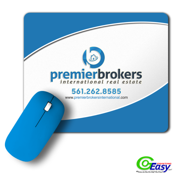 Premier Brokers Mouse-Pad