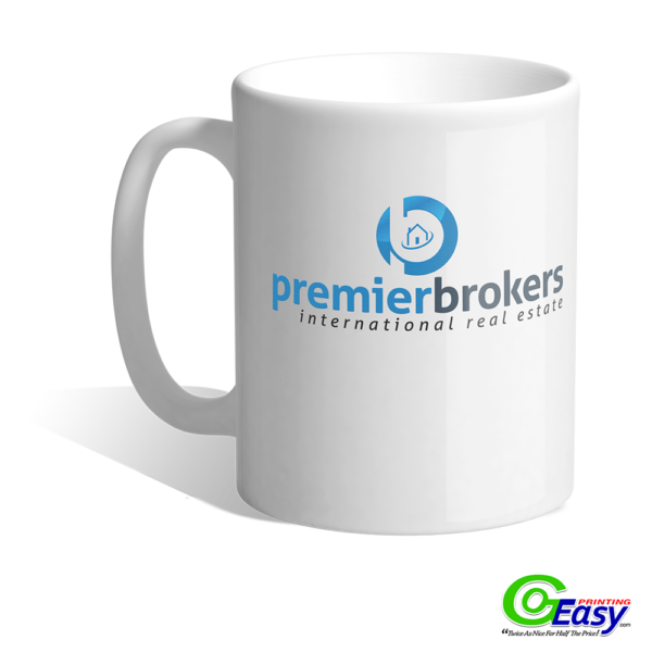 Premier Brokers Mugs