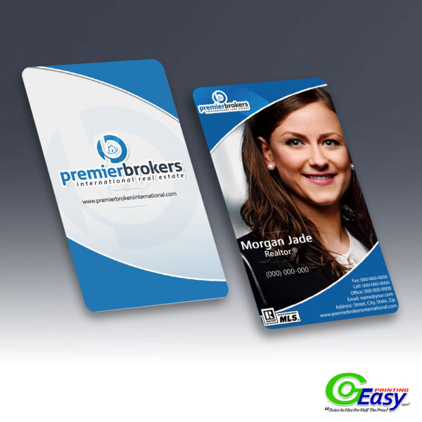 Premier Brokers Business Cards